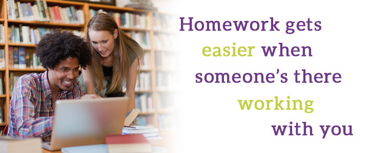 Homework gets easier with tutoring programmes